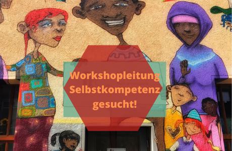 Gesucht: Workshopleitung (Selbstkompetenz)