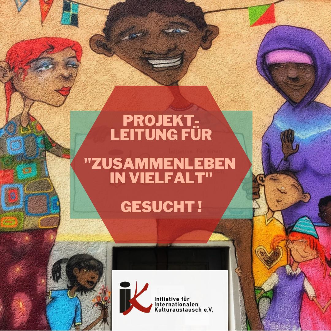 IIK sucht Projektleitung für Antidiskriminierungsprojekt